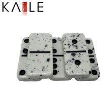 Pontos brancos e pretos feitos sob encomenda Donimo No Box