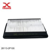 Industrial Auto OE 28113-2p100 Air Filter for KIA for Hyundai