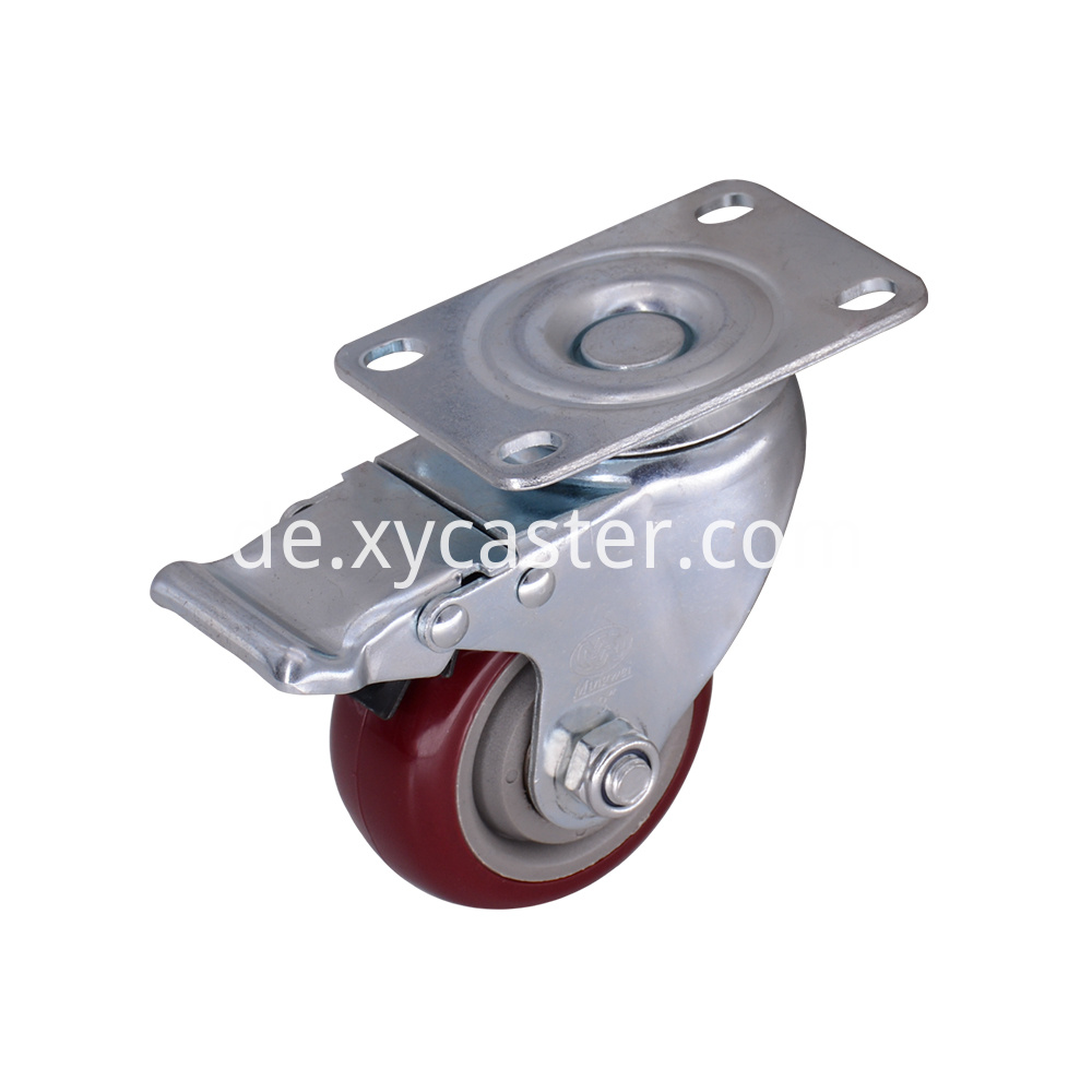 4 Inch Pvc Caster