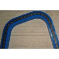 Машинами полиэтилен uhmw пластиковая цепь руководство рельса / слайд путь