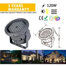 IP68 24V Light 120W Outdoor Light Flood Lamp
