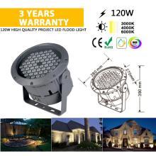 IP68 24V Light 120W Открытый световой прожектор