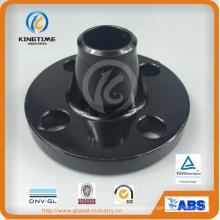 Acier au carbone A105n souder bride collet forgé à ASME B16.5 (KT0010)