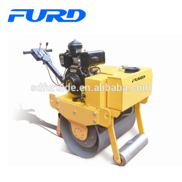 Hand Control Enlarged Steel Drum Best Quality Compactor (FYL-700)