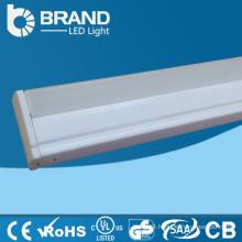 make in china best price warm white china 2years square PC led tube light