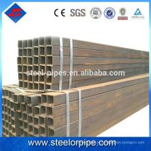 Hot vender 2016 novos produtos q195 tubo de aço galvanizado quadrado