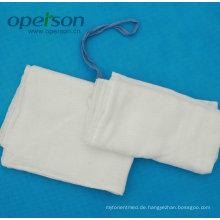 Einweg-Laparotomie-Schwamm mit Ce und ISO genehmigt