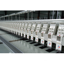 Lejia 42 heads flat embroidery machine