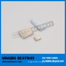 High Quality Neodymium Arc Segment Magnets