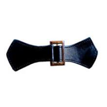 Regular Tipo de cuero bucles para el bolso de la maleta