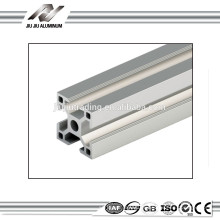 Tolérances serrées Profilé en aluminium anodisé 25x25