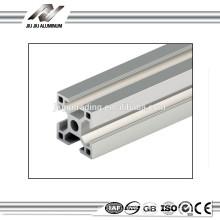 Tolerâncias apertadas 25x25 perfil de alumínio anodizado