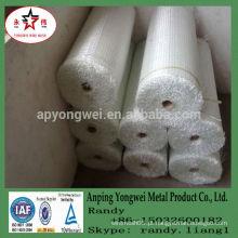 YW - pano de fibra de vidro / material de isolamento resistente ao fogo