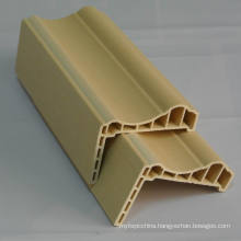 WPC Architrave WPC Door Frame WPC Door Profile Matched Architrave for Door Frame at-70h21b