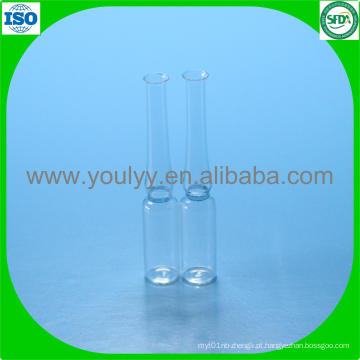 1ml Ampola de vidro farmacêutica