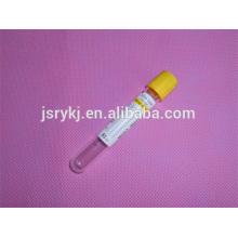 Tubo de vácuo de urina com CE, recipiente de urina