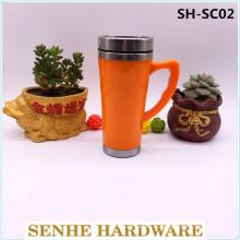 Кружка 450ml автоматическая, кружка перемещения нержавеющей стали (SH-SC02)
