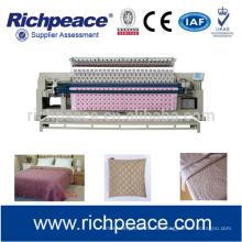 Richpeace computarizado multi-color único Roll Quilting y máquina de bordado