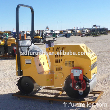 800KG Small Double Drum Vibratory Road Roller with CE (FYL-860)