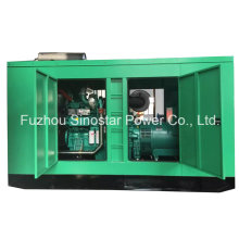 300kw 375kVA CUMMINS Diesel Stille Genset 50Hz 3 Phase