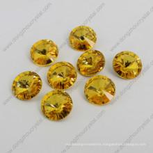Light Topaz Fancy Crystal Stones