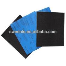 SATC-Norton carboneto de silício (S / C) Papel abrasivo de diamante úmido e seco para polimento e moagem