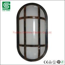 Colshine IP65 Wall Light Oval LED Bulkhead Light Outdoor Wall Lamp