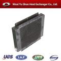 Proveedor directo de intercambiador de calor de aleta de placa de aluminio para hidráulica