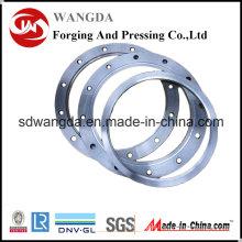 Pn16 Forged Carbon Steel Plate FF Flange
