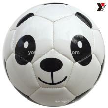 Personnalisé mini taille 3/2/1 tpu enfants jouet ballon de football multicolore