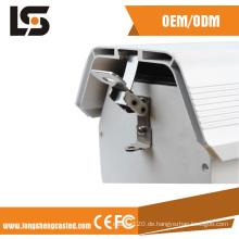 Aluminium wasserdichte Kuppel Kamera Gehäuse für Outdoor-Kamera-Gehäuse Druckguss