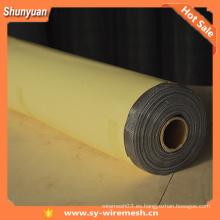 ¡Fábrica de SHUNYUAN !!!!!!! Mosquitero de alambre de aluminio / ventana de aluminio / mosquitero de aluminio