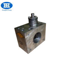 pompe de colle thermofusible électrique haute viscosité