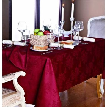 5 Star Hotel Table Cloth 100% Cotton
