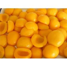 Консервированный желтый персик в легком сиропе (HACCP, ISO, BRC, FDA)