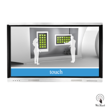 70 Zoll DualSystem Touch Panel