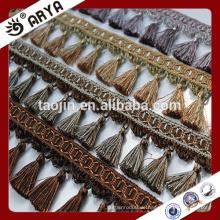Hangzhou Taojin Stock Tassel Vorhang Tassel Fransen, Alibaba Hersteller