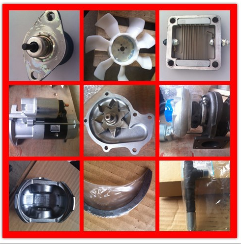 Kubota Engine parts for Constructions Machinery