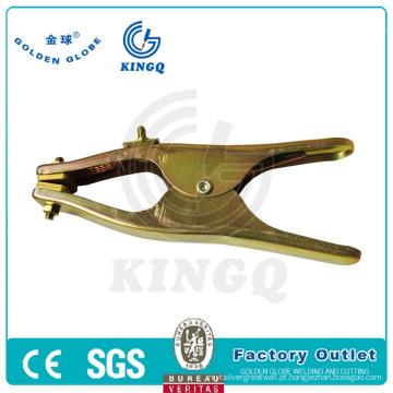 Dustry Direct Preço Kingq América tipo de soldadura elétrica Earth Clamp