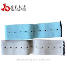 Buena calidad de fábrica Hostipal Fetal Monitor Button Hole Elastic Band