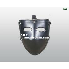 Máscara ligera a prueba de balas de cara completa