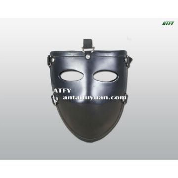 Light weight full face bullet proof mask