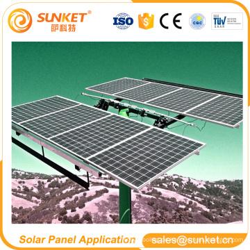 Hohe Qualität benutzerdefinierte Größe kleine Solarmodul Hersteller billig Über