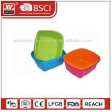 rectangular basin