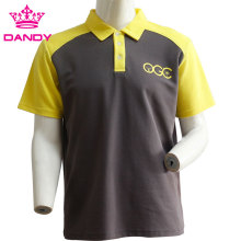 Wholesale polo design soccer wear