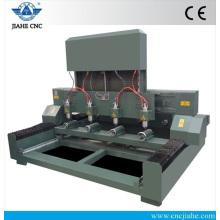 China Máquina de processamento de pedra Multi-cabeça da eficiência elevada para o cilindro