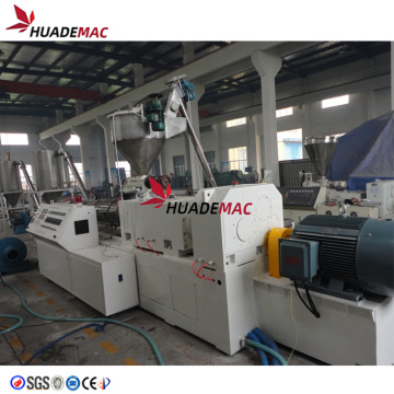 Plast Hot Cutting PVC Cutter Pelletizing Line