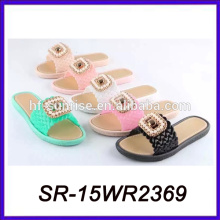 summer pvc jelly shoes plastic jelly shoes women wholesale jelly sandals
