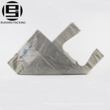 Günstige dicke HDPE T-Shirt Weste Griff Plastiktüten