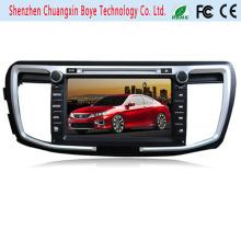 Système multimédia voiture / navigation GPS pour Honda Accord 9